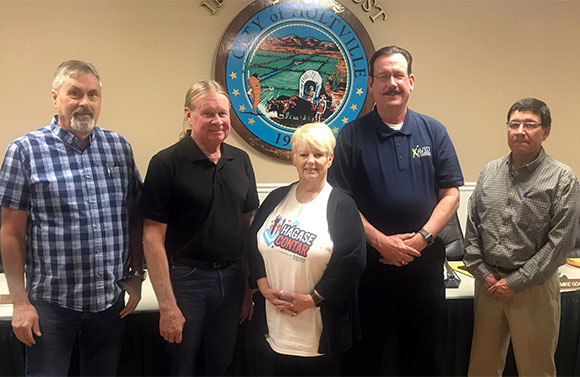Holtville City Council Members
